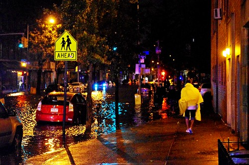 Hurricane Sandy Flooding East Village 2012 | by david_shankbone