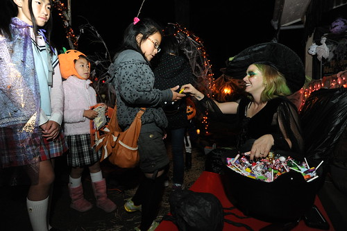 SHA Halloween 'trick or treat' | by U.S. Army Garrison Japan