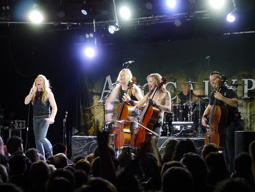 Apocalyptica | by courtis2011
