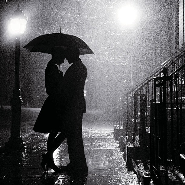 Missing The Rain @tiffanyandco Ad #love #art #rain #romanc
