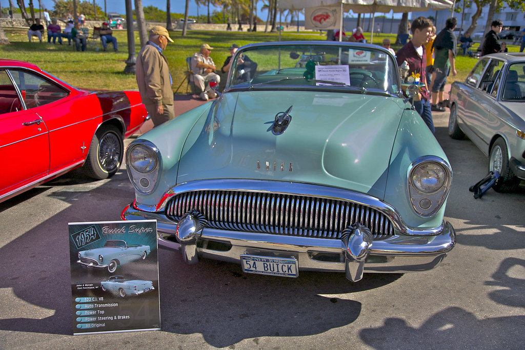 classic buick classic cars on miami beach april 2012 el gringo flickr. Black Bedroom Furniture Sets. Home Design Ideas