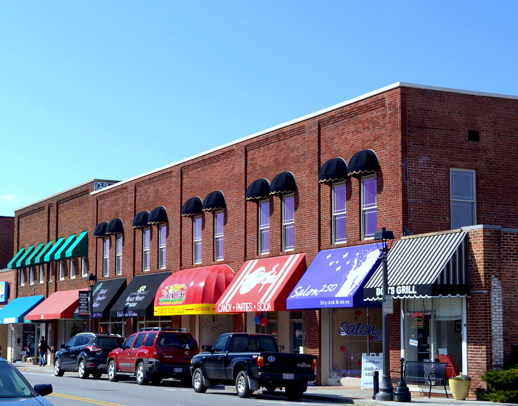 Historical District Mooresville Nc Downtown This Is