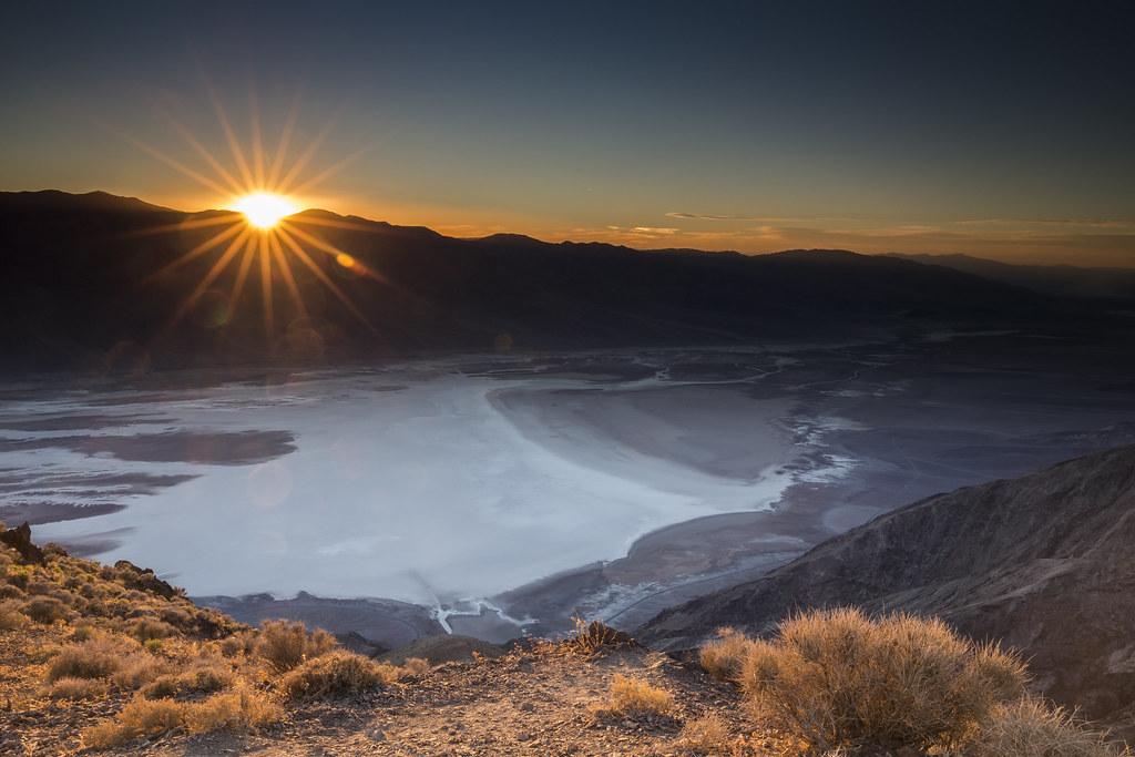 Death Valley Seen From Dante U0026 39 S View  By Xiang  U0026 Jie  1024