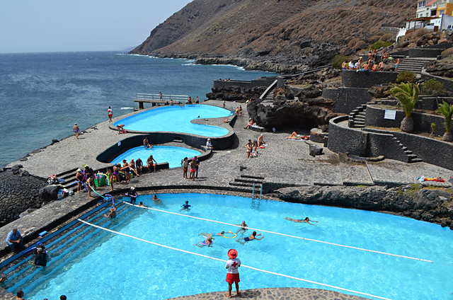 Pools, La Caleta, El Hierro