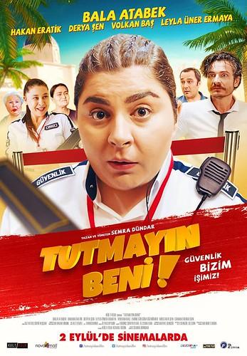 Tutmayın Beni (2016)