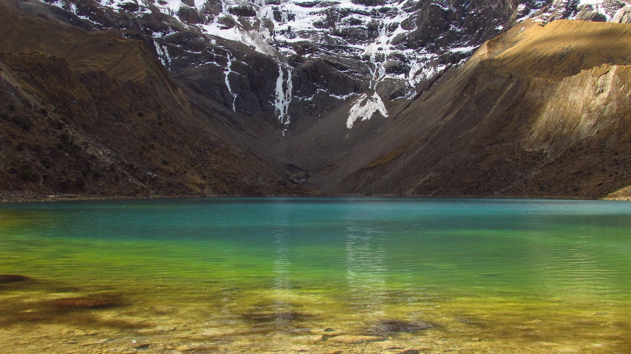 Humantay Lake, Peru.