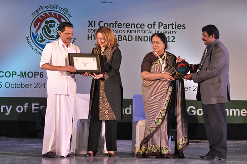 Winners of Government of India-UNDP Biodiversity Awards Announced | by UNDP in India