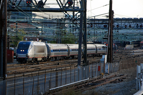 Amtrak Regional Rail | by BeyondDC