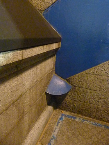 Tower Bridge steps urine-baffle | by Tim NW