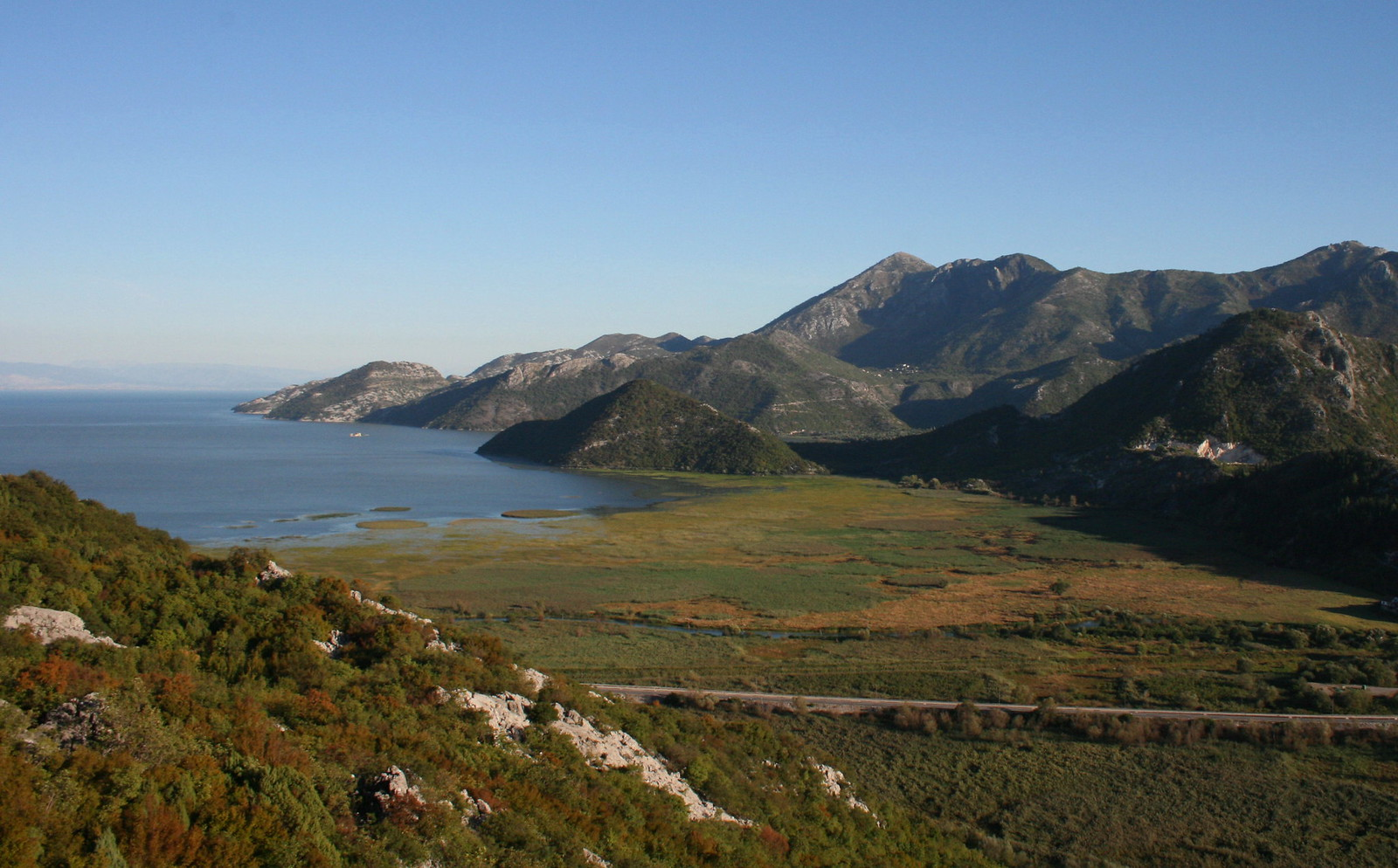 Lake Skadar - southern shores view | by Undiscovered Montenegro