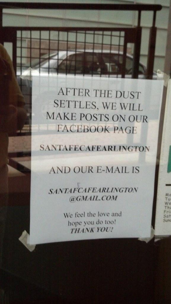 Santa Fe Cafe Yelp