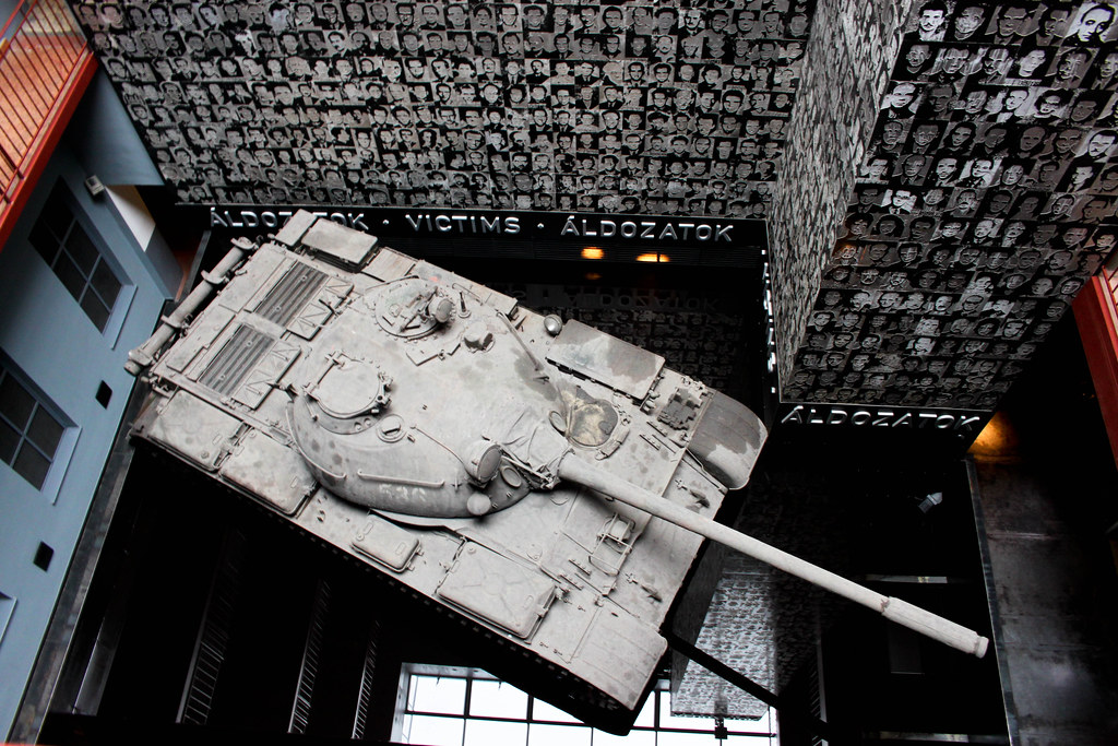 Terror Budapest House of Terror Budapest