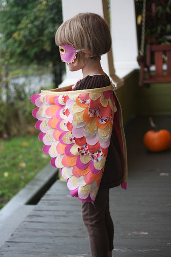 bird wings for halloween | by supergail
