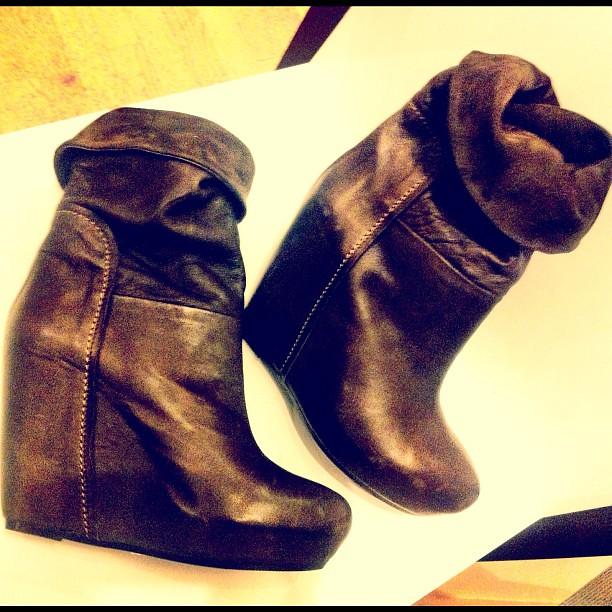 Brown Shoe Boots Debenhams