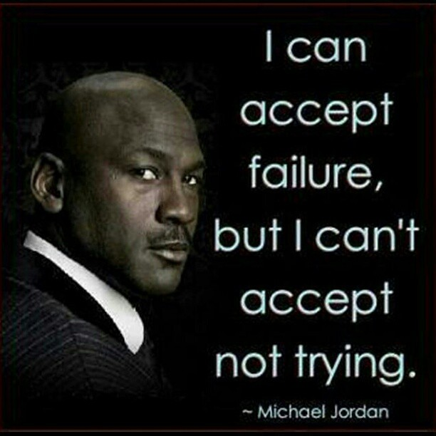 Inspirational Quotes About Failure In Sports: Wise Words From My Childhood Idol! The Godfather Of The Ba