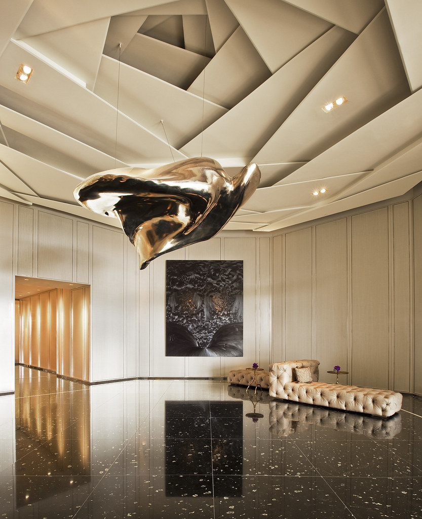 Lodge Foyer Lighting : The st regis bal harbour resort—entrance foyer entrance