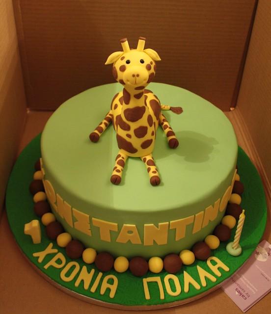 Giraffe Cake Flickr - Photo Sharing!