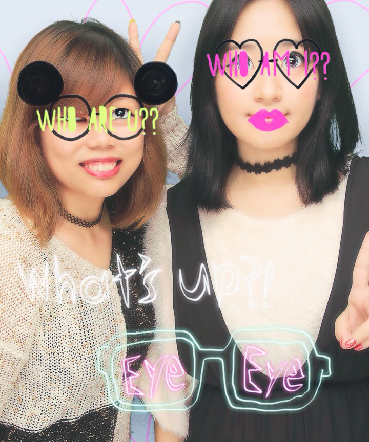 purikura with Ciara | chainyan.co