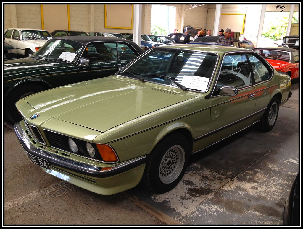 BMW 630 CS - 1976 | Christelle | Flickr
