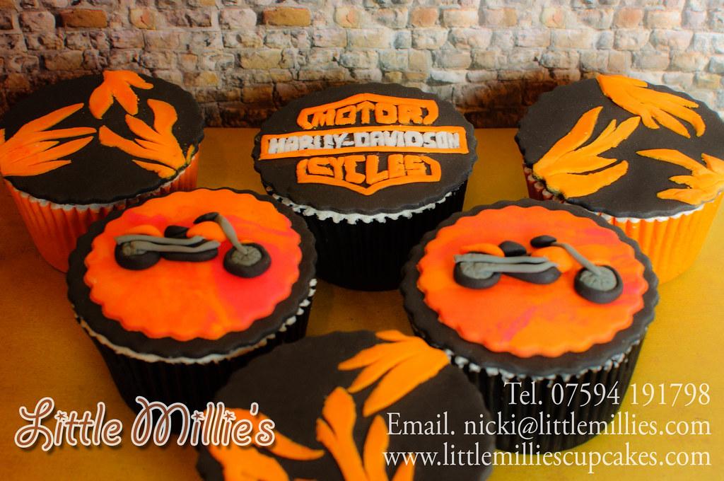 Harley Birthday Cake Ideas
