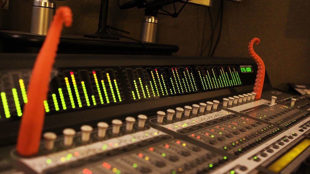 Soundboard Royalty Free Stock Images - Image: 2139679