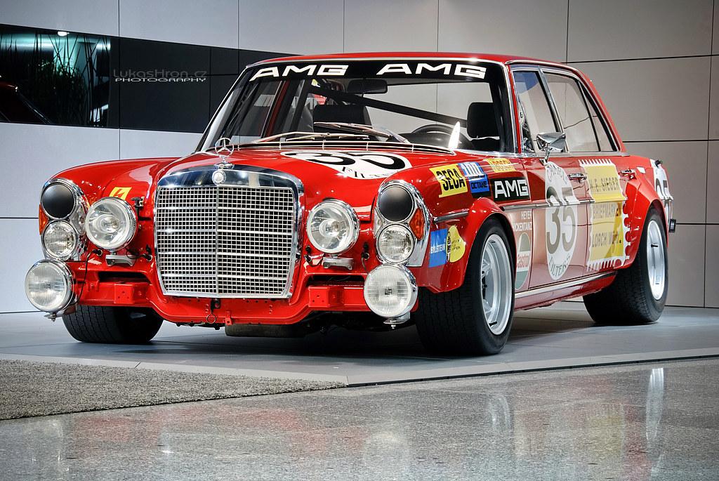 Mercedes Benz 300 Sel Amg Rote Sau Mercedes Benz 300 Sel