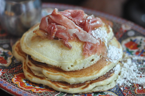 Talde Brunch: Pancakes | by nycblondieandbrownie