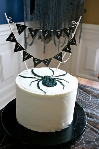 Spider Cake 001 | by Hungry Housewife