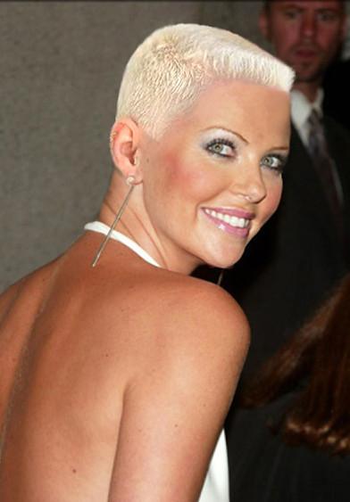 Flattop haircut very nice woman | Short haircuts women | Flickr