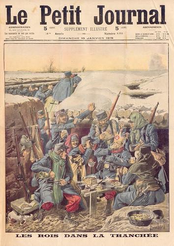 Le Peti Journal Decoration Militaire