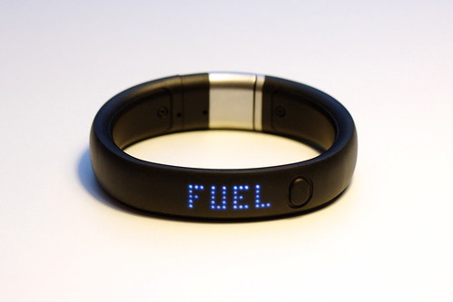 Nike FuelBand | by Peter Parkes