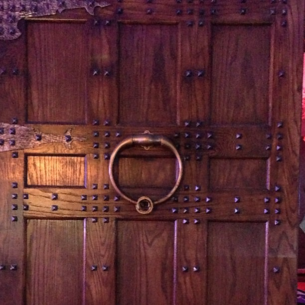 By #Elder Door At #KISS Mini Golf In #Vegas. LOL! | By