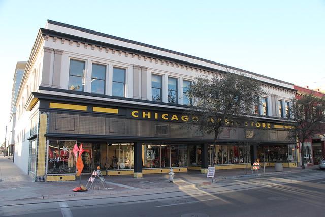 j c penney chicago music store block tucson az flickr photo sharing. Black Bedroom Furniture Sets. Home Design Ideas