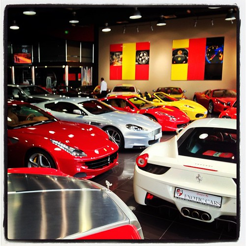 Another Commercial Shoot For Exotic Cars Dubai #car #dubai