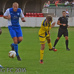Barking FC v Hullbridge Sports FC - Monday August 29th 2016
