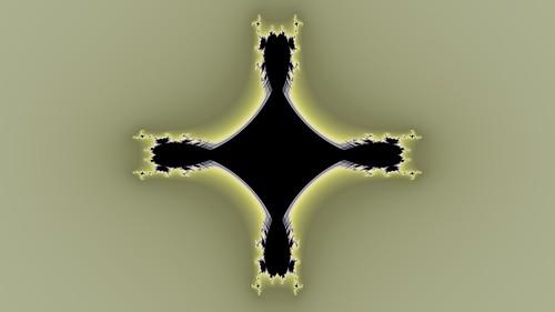 Mandelbar Fractal
