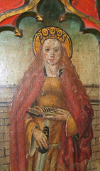 St Catherine (early 16th Century)