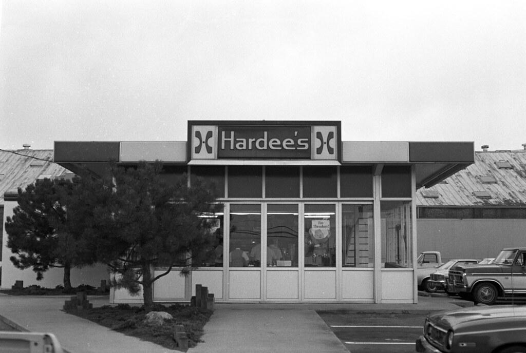 N 95 4 598 Hardees 1 Rocky Mount Nc 1980 S Hardees 1
