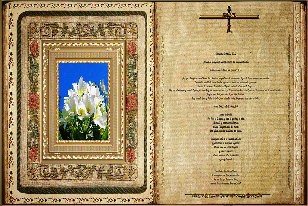 Resultado de imagen para Efesios (4,1-6)