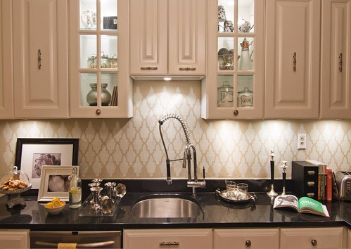 tile backsplash pictures for kitchen kitchen stencil backsplash wall myhalalkitchen3 flickr 8470