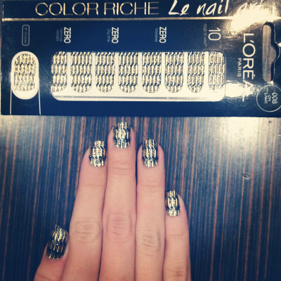 Loreal Paris To Launch 3d Nail Art Stickers Check Out Lo Flickr