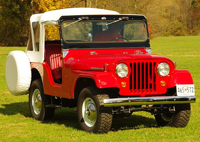 1965 jeep cj 5a tuxedo park mark iv edition 2012 6th a flickr. Black Bedroom Furniture Sets. Home Design Ideas