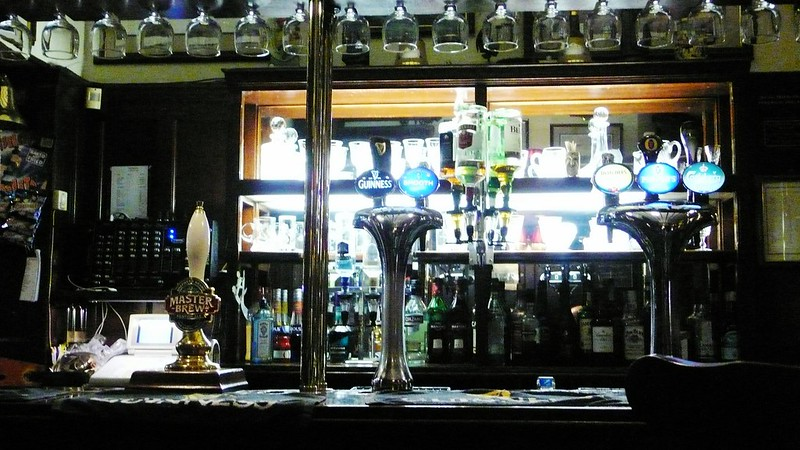 Wheatsheaf Pub, Romford