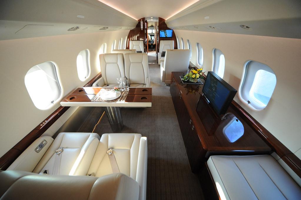 Gulfstream G650 Cabin Layout  GainJet IrelandG650