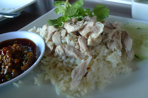 Hainanese Chicken Rice | by Ron Dollete