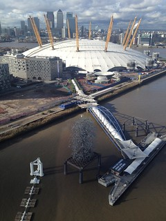 O2 Arena from Emirates Airline | by savs