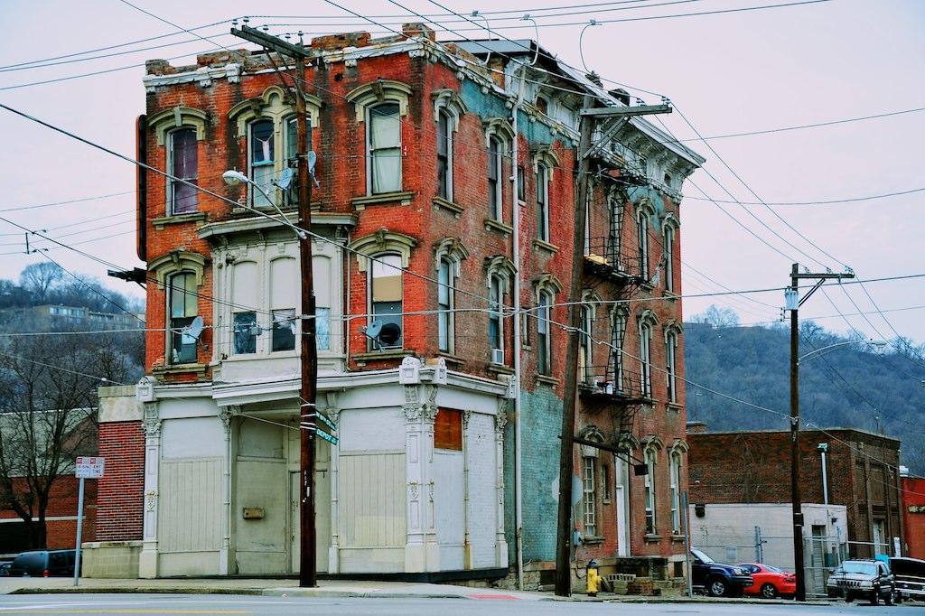 Cincinnati U0026 39 S Lower Price Hill