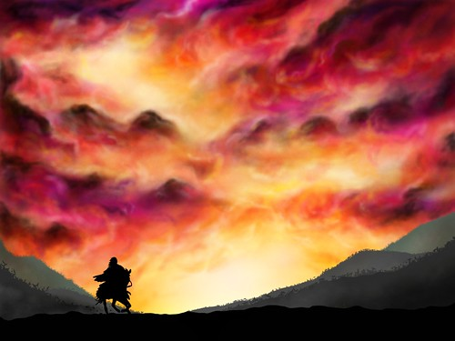 The Black Rider | by .icjaker