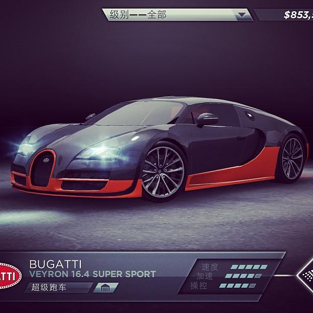 finally got this godlike carrrrrrr bugatti veyron 16 4 sup. Black Bedroom Furniture Sets. Home Design Ideas