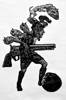 Pistolera by Humberto Valdez © Humberto Valdez